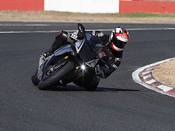 Bike Launch: Yamaha R1 & R1M at Killarney Raceway