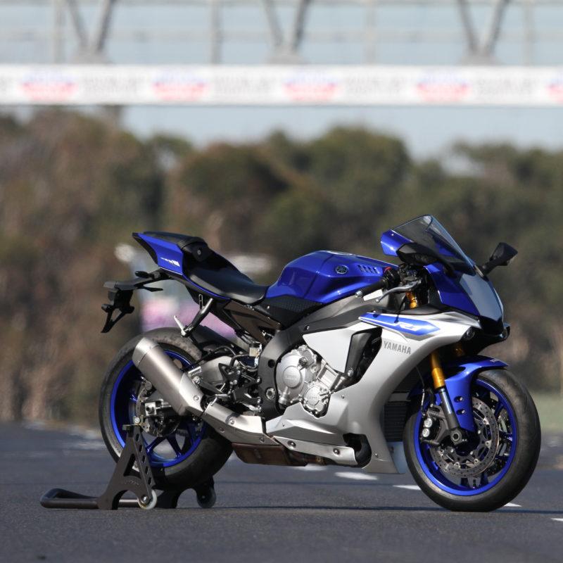 Bike Launch Yamaha R1 R1m At Killarney Raceway The Bike Show