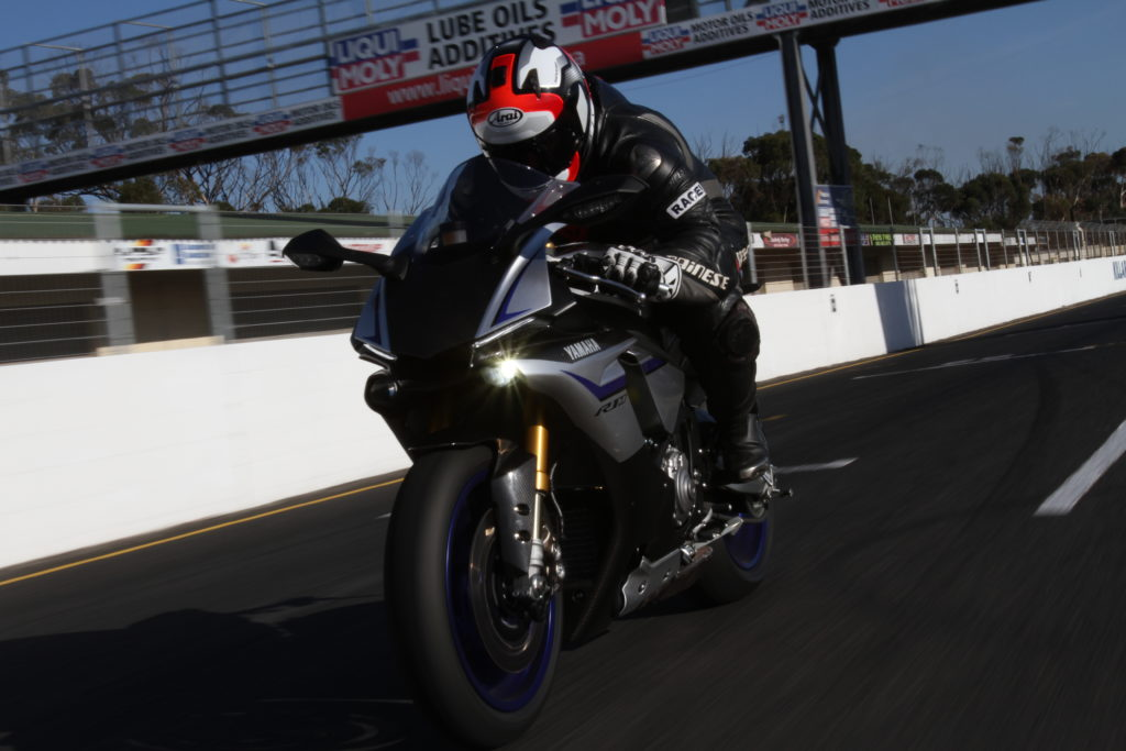 Yamaha R1 R1M Launch2407