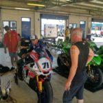 Brad Binder Track Day 36