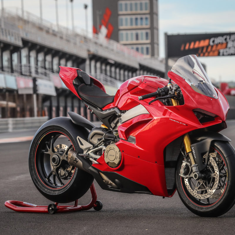 Ducati Panigale V4 PANIGALE V4 S PERFORMANCE 01