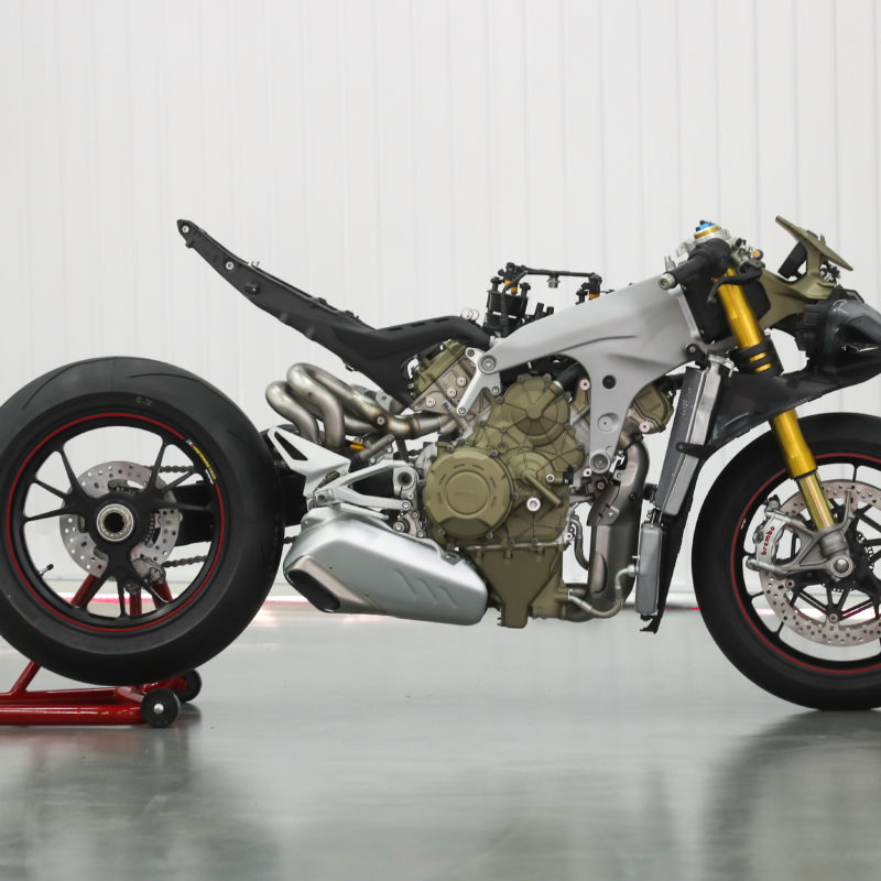 Ducati Panigale V4 PANIGALE V4 SPECIALE ROLLING CHASSIS 01