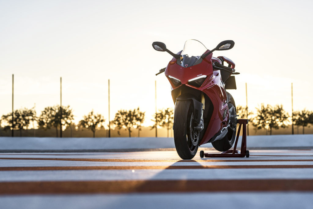 Ducati Panigale V4 PANIGALE V4 STATIC 20