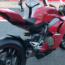 Ducati Panigale V4 exhaust Sound video