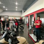Ducati breakfast run val hotel 3216