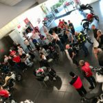 Ducati breakfast run val hotel 3219