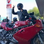 Ducati breakfast run val hotel 3221
