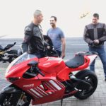 Ducati breakfast run val hotel 3224