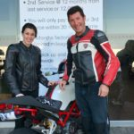 Ducati breakfast run val hotel 3228