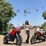 Ducati breakfast run val hotel 3243