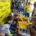 Dunlop Brad Binder Track Day 10