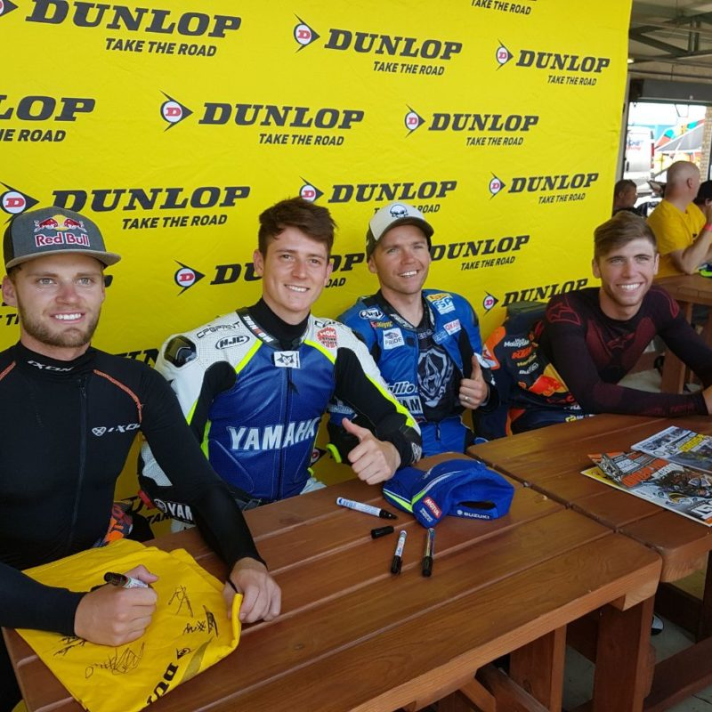 Dunlop Brad Binder Track Day 11