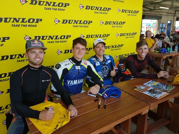 Dunlop Brad Binder Track Day – Phakisa Freeway