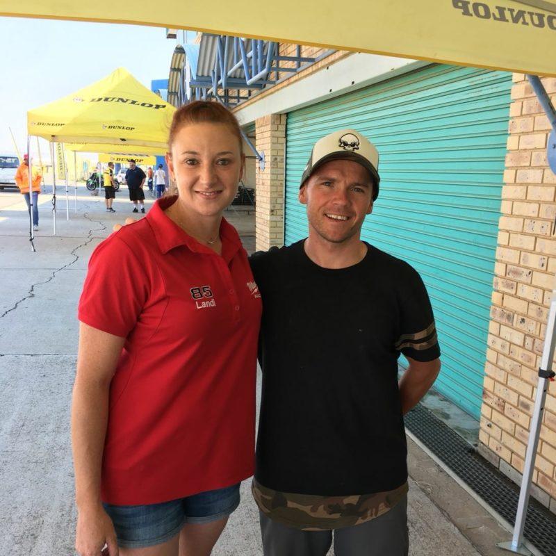 Dunlop Brad Binder Track Day 3154
