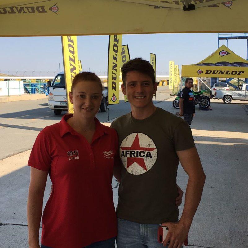 Dunlop Brad Binder Track Day 3156
