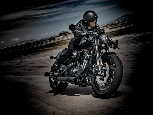 Review & Video: Harley-Davidson Sportster Roadster