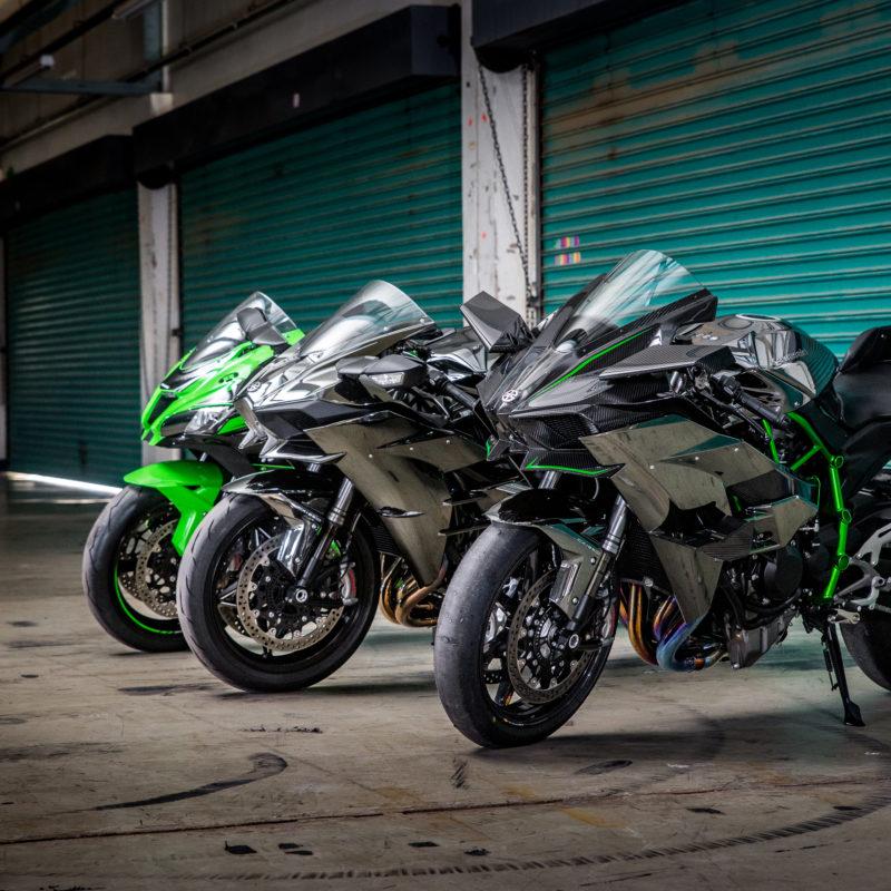 Kawasaki H2R 6359