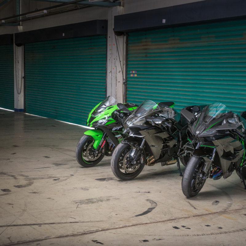 Kawasaki H2R 6369