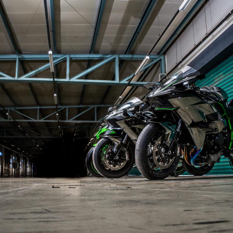 Kawasaki H2R 6378