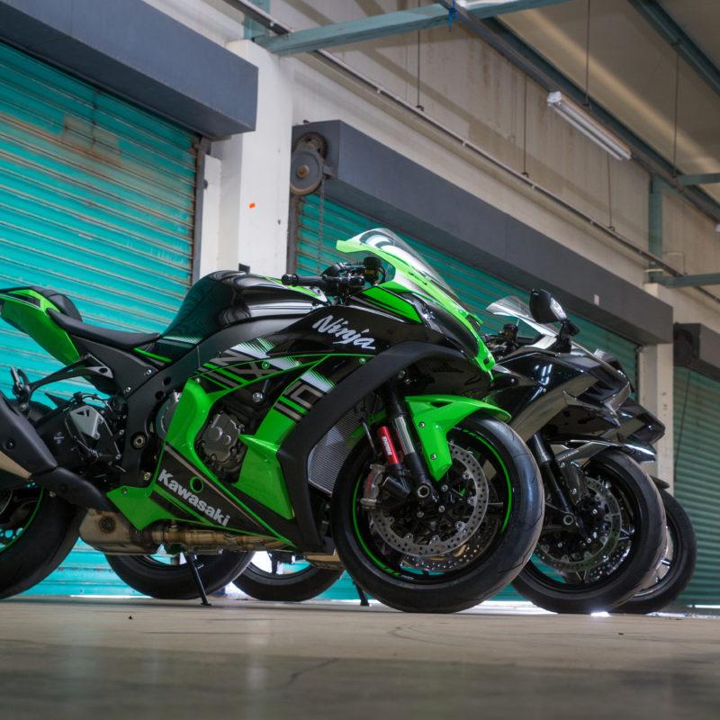 Kawasaki H2R 6389