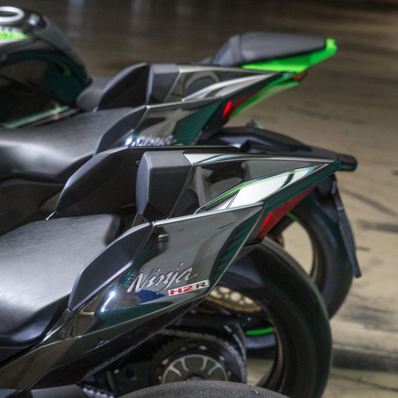 Kawasaki H2R 6399