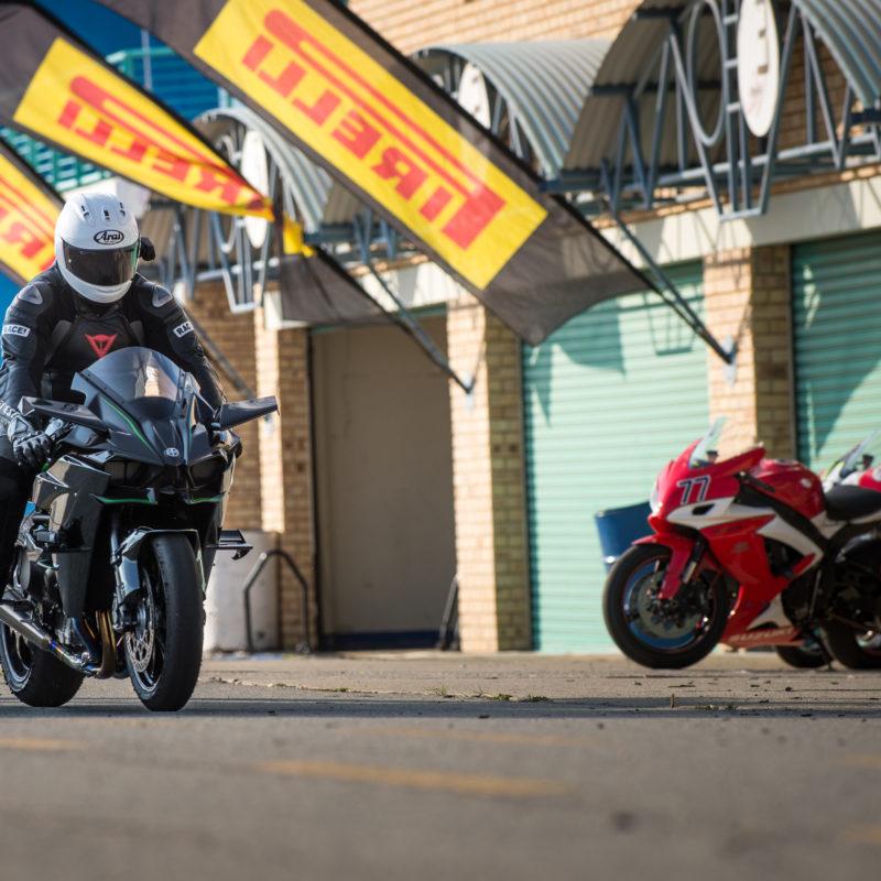 Kawasaki H2R 6485