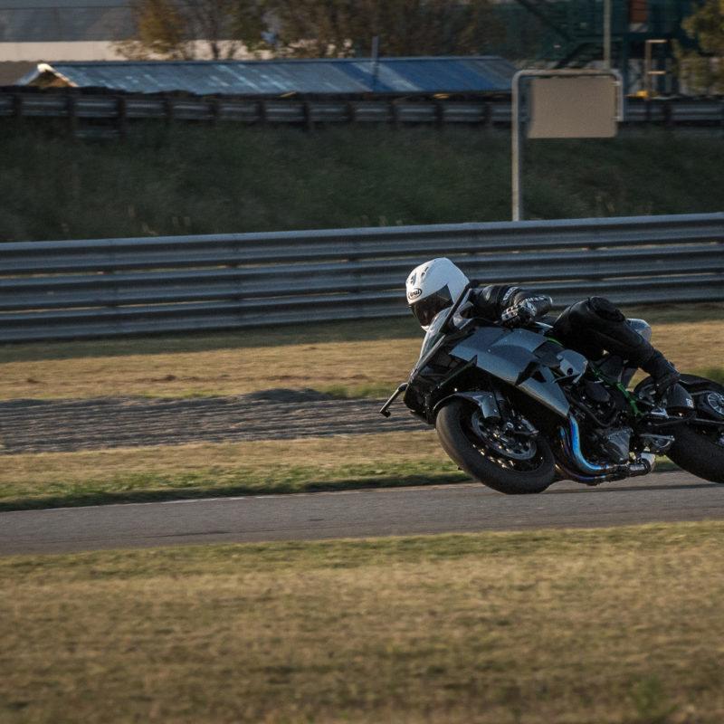 Kawasaki H2R 6841