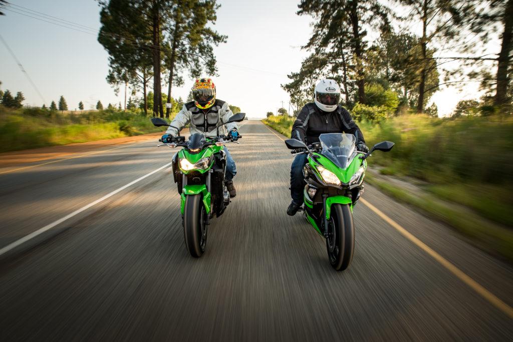 Kawasaki tracking danger