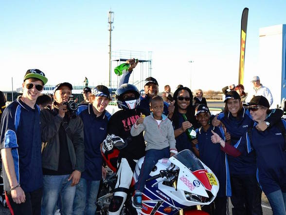 """MRA offers riders the chance to """"pay off"""" their track days"""