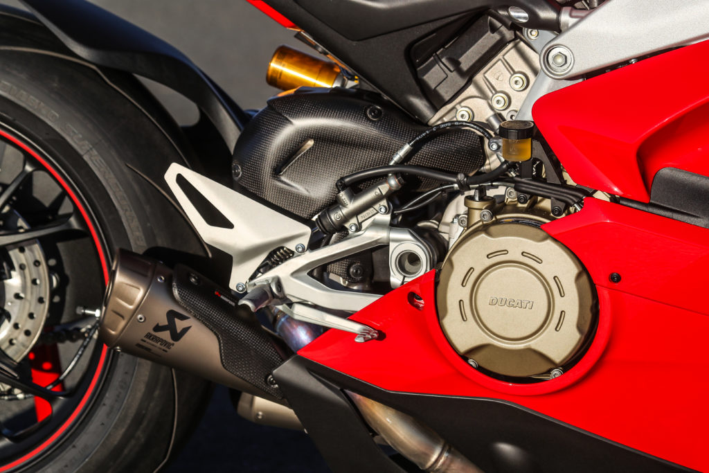 Ducati Panigale V4 Perfromance The 226hp Special Beast The Bike Show