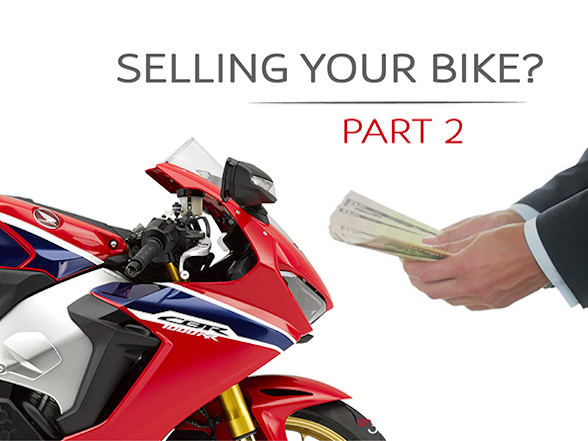 Bike Buyer Guru: More tips on selling your bike