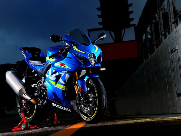 Suzuki to recall all 2017 GSXR1000s and GSXR1000Rs