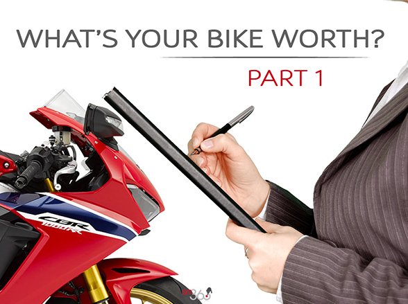 Bike Buyer Guru: what is your bike worth?
