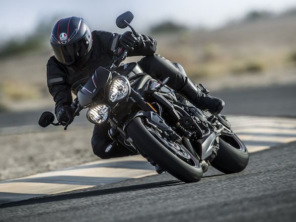 The new Triumph Speed Triple – story, images and video