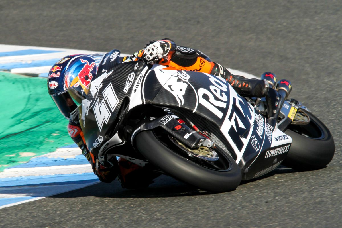 Brad Binder finishes top five in Jerez Test Day One - The