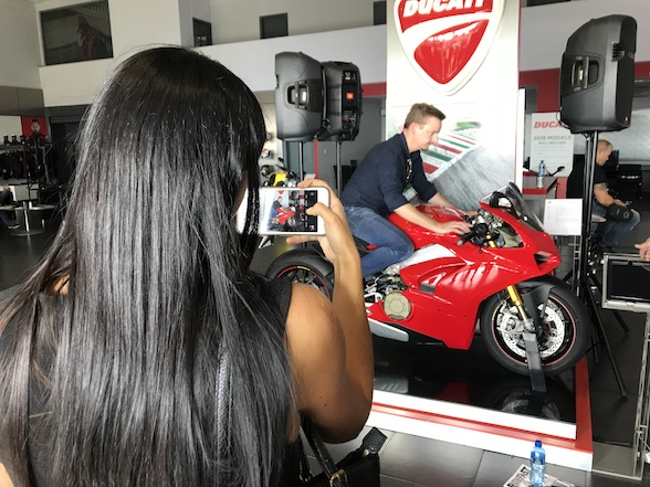 Ducati Season Opening 2018 – Panigale V4 Unveiling