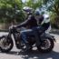 Harley-Davidson 1200 Roadster Sportster pillion seat