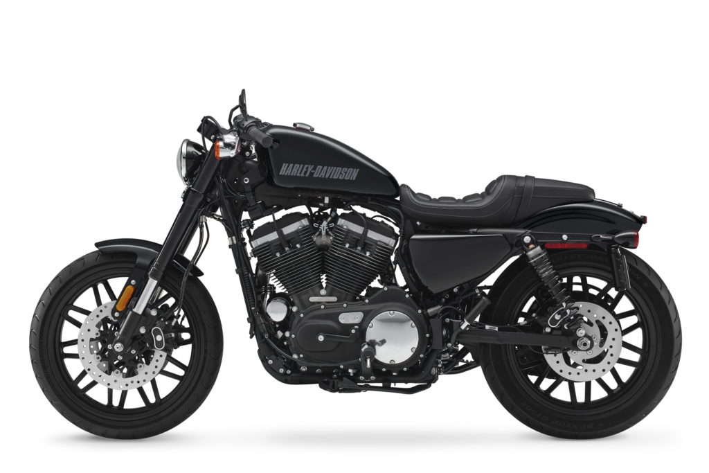 Harley-Davidson Sportster Roadster road test – The Bike Show