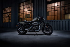 Harley-Davidson Sportster Roadster road test