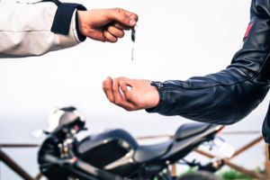 Donovan Fourie: How to bribe a motorcycle journalist