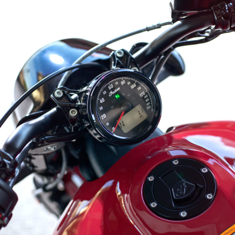 Indian Scout Bobber cool 6