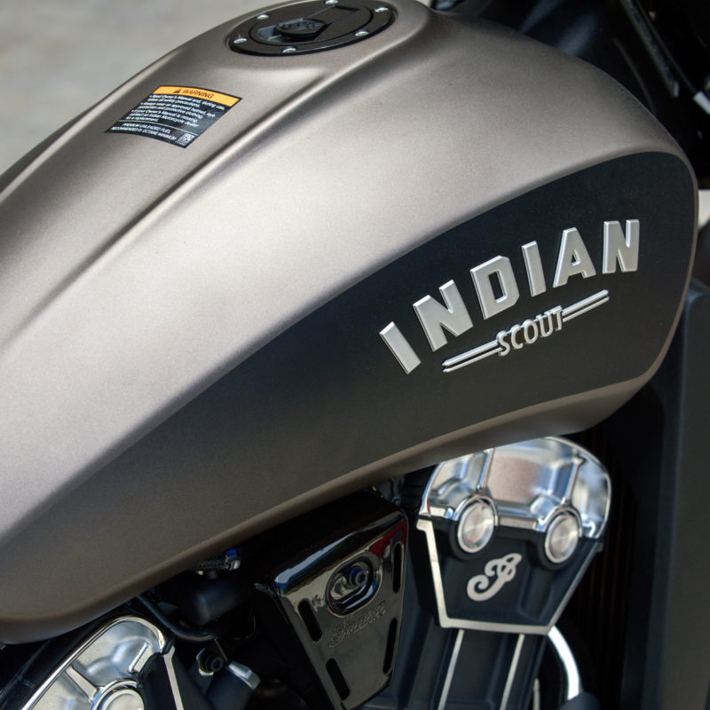 Indian Scout Bobber cool 8