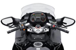 Kawasaki 1400GTR – old school touring at its best