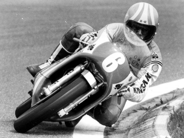 Kork Ballington to become a MotoGP Legend