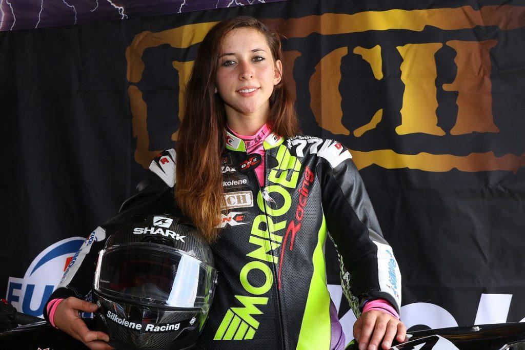 Monroe Racing Ladies Cup Savannah Portrait