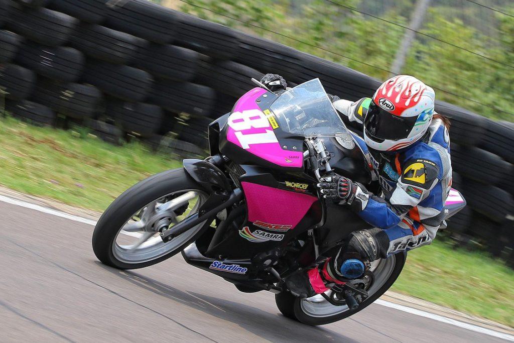 Monroe Racing Ladies Cup Zoé