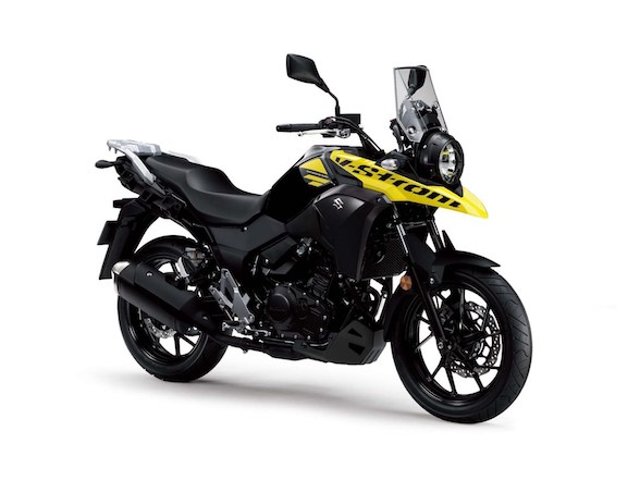 The Suzuki DL250 V-Strom is coming to SA