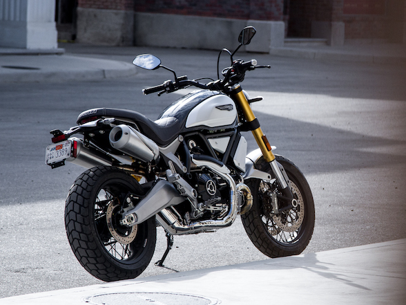 Preview: The Ducati Scrambler 1100 World Launch, Portugal
