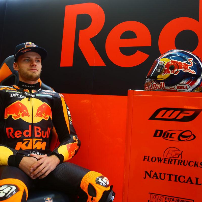 Brad Binder Jerez Test Third 712503