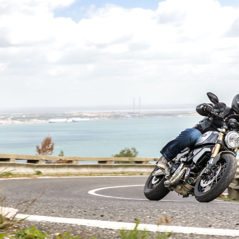 Ducati Scrambler 1100 test ride 6164